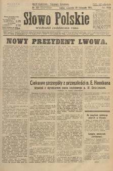 Słowo Polskie. 1931, nr327