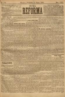 Nowa Reforma. 1903, nr156