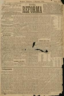 Nowa Reforma. 1905, nr1