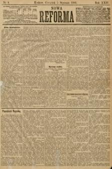 Nowa Reforma. 1905, nr4