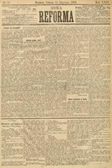 Nowa Reforma. 1905, nr17