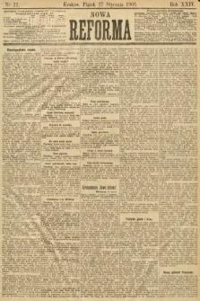 Nowa Reforma. 1905, nr22