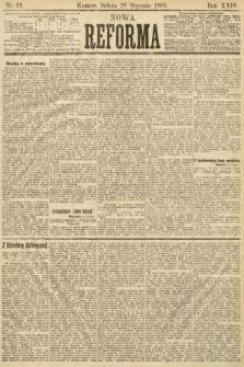 Nowa Reforma. 1905, nr23