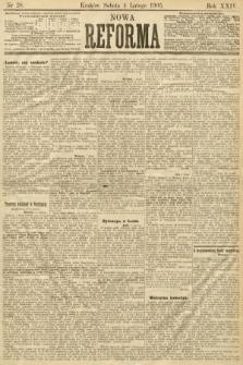 Nowa Reforma. 1905, nr28