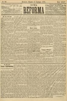 Nowa Reforma. 1905, nr39