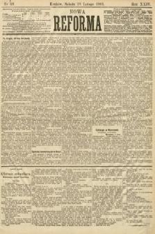 Nowa Reforma. 1905, nr40