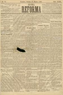 Nowa Reforma. 1905, nr70