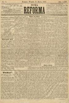 Nowa Reforma. 1905, nr71