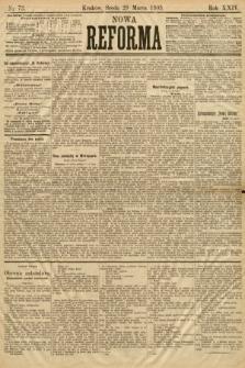 Nowa Reforma. 1905, nr72