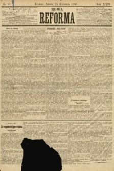 Nowa Reforma. 1905, nr87