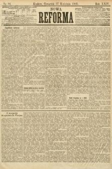Nowa Reforma. 1905, nr96