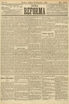 Nowa Reforma. 1905, nr98