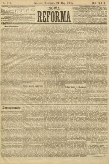 Nowa Reforma. 1905, nr116