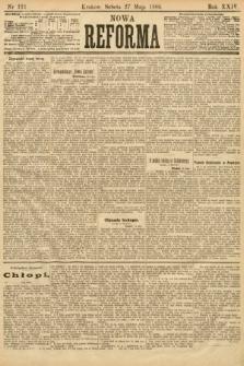 Nowa Reforma. 1905, nr121