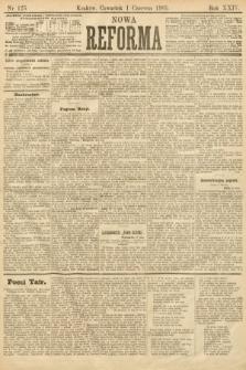 Nowa Reforma. 1905, nr125