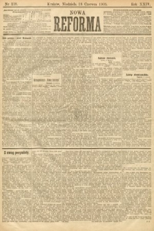 Nowa Reforma. 1905, nr138