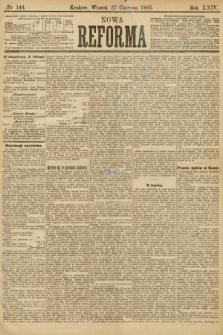 Nowa Reforma. 1905, nr144