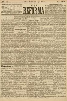 Nowa Reforma. 1905, nr170