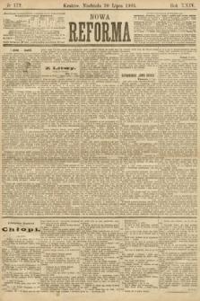 Nowa Reforma. 1905, nr172