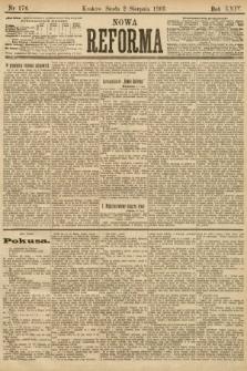 Nowa Reforma. 1905, nr174