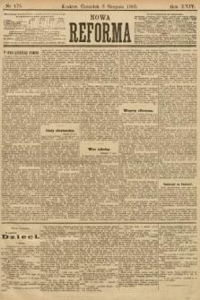 Nowa Reforma. 1905, nr175
