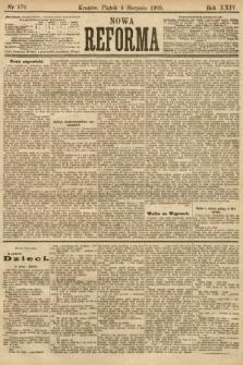 Nowa Reforma. 1905, nr176