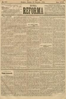 Nowa Reforma. 1905, nr183