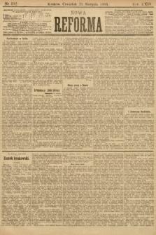 Nowa Reforma. 1905, nr192
