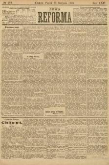 Nowa Reforma. 1905, nr193