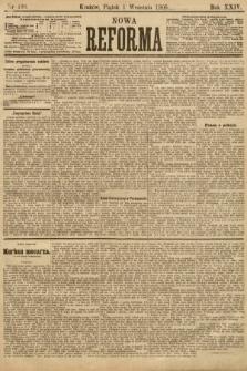 Nowa Reforma. 1905, nr199