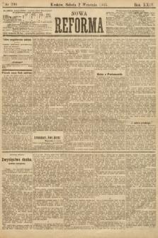 Nowa Reforma. 1905, nr200