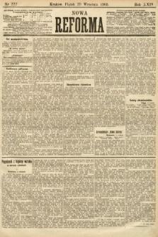 Nowa Reforma. 1905, nr222