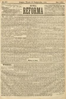 Nowa Reforma. 1905, nr231