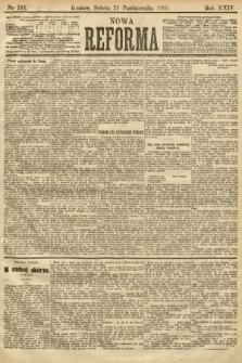 Nowa Reforma. 1905, nr241