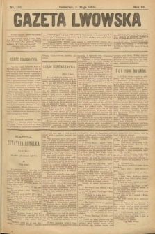 Gazeta Lwowska. 1902, nr105
