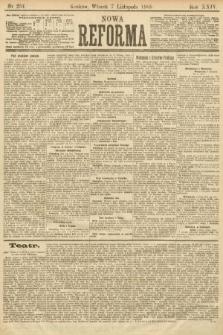 Nowa Reforma. 1905, nr254