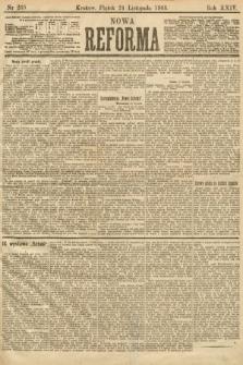 Nowa Reforma. 1905, nr269