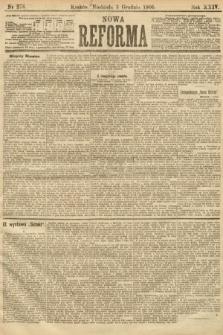Nowa Reforma. 1905, nr276