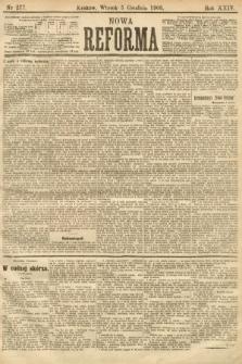 Nowa Reforma. 1905, nr277