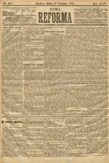 Nowa Reforma. 1905, nr289