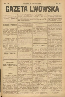 Gazeta Lwowska. 1902, nr141