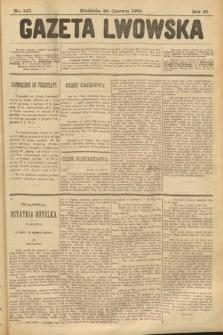 Gazeta Lwowska. 1902, nr147