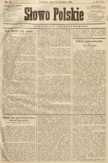 Słowo Polskie. 1899, nr13