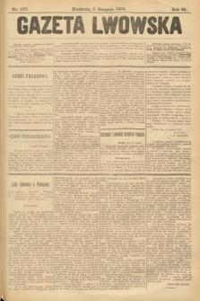 Gazeta Lwowska. 1902, nr177