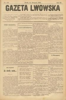Gazeta Lwowska. 1902, nr185