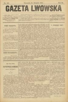 Gazeta Lwowska. 1902, nr191
