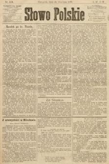 Słowo Polskie. 1899, nr224