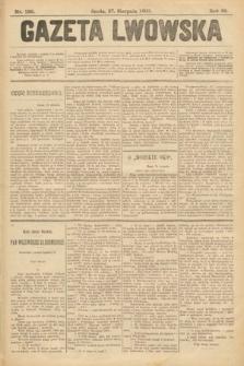 Gazeta Lwowska. 1902, nr196