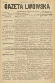 Gazeta Lwowska. 1902, nr198