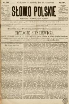 Słowo Polskie. 1896, nr244